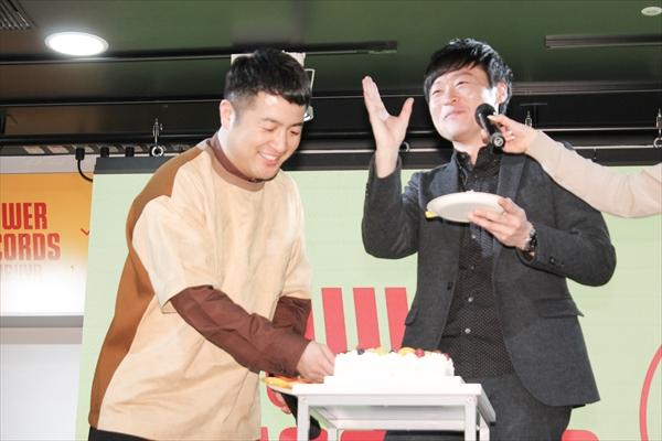 「和牛のA4ランクを召し上がれ!」DVD発売記念イベント