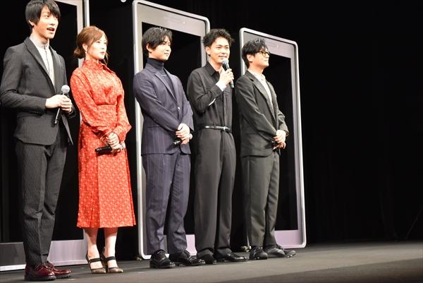 <p>千葉雄大「現場でブイブイ言わせていました」映画『スマホを落としただけなのに』続編</p>