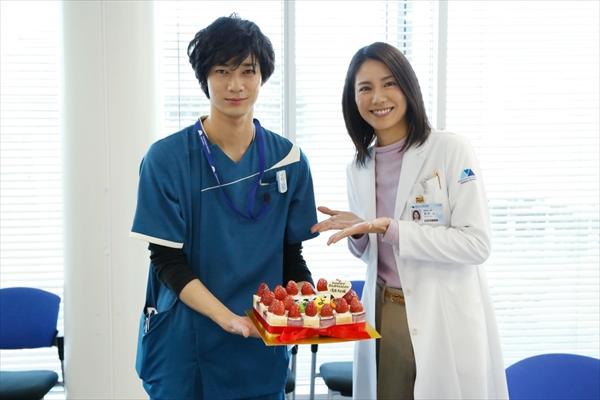 <p>『アライブ がん専門医のカルテ』</p>