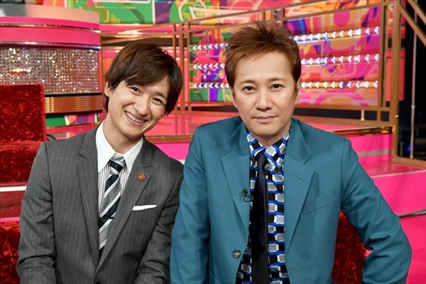 中居正広&宮田俊哉の師弟コンビがMCに!『UTAGE!』3時間SPで2・16放送