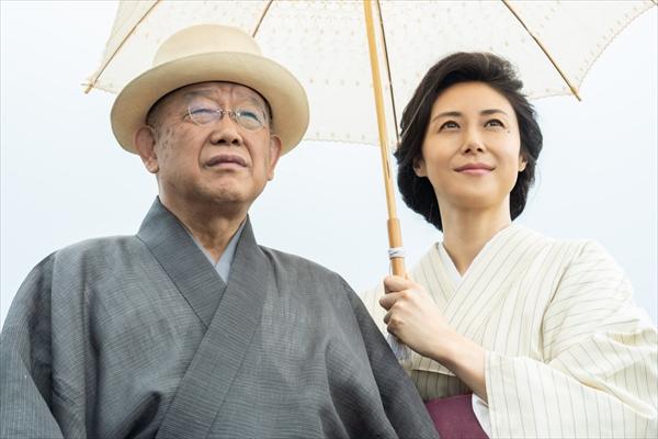 松嶋菜々子、笑福亭鶴瓶は「とてもチャーミング」『アメリカに負けなかった男』に出演