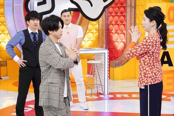"""増田貴久が""""ぷるトレ""""で汗だくに!『ソレダメ!』2・12放送"""