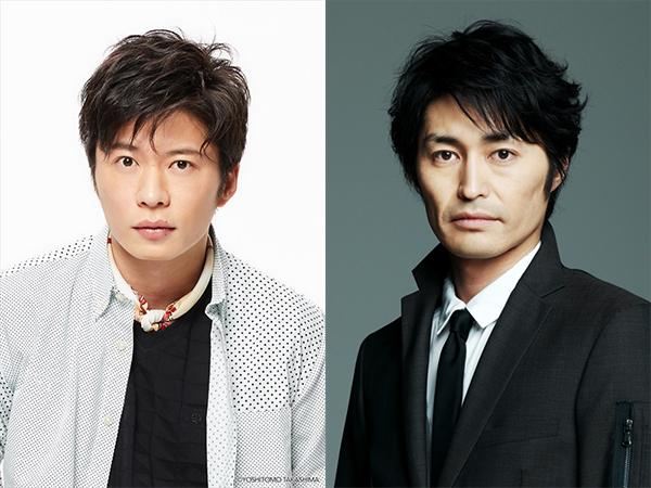 田中圭&安田顕がバディ役で初共演!『らせんの迷宮』ドラマ化