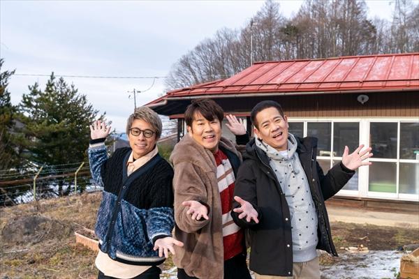 田村淳&FUJIWARAが人気No.1の移住先・長野県へ!