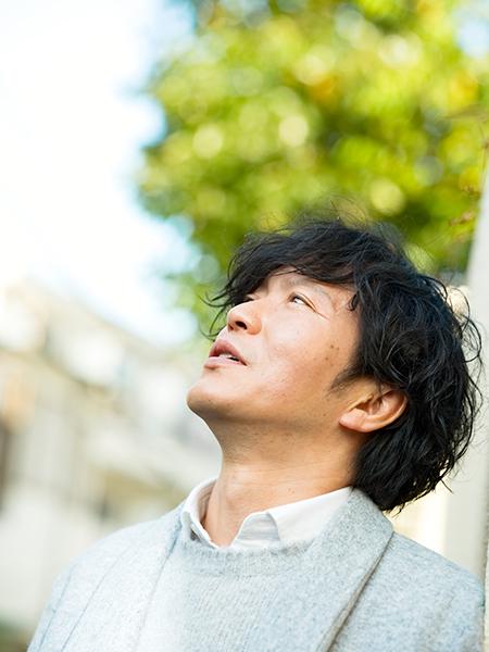 田辺誠一インタビュー