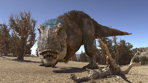 「恐竜超伝説 劇場版 ダーウィンが来た!」