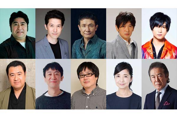 原作・池井戸潤×主演・神木隆之介『連続ドラマW 鉄の骨』追加キャスト第3弾発表