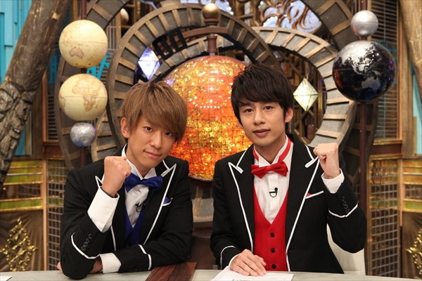 小山慶一郎×中丸雄一MC『おたすけJAPAN』第4弾3・14放送