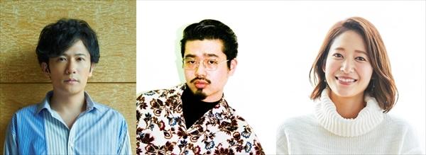 『THE TRAD』稲垣吾郎が音楽好き芸人と生対談