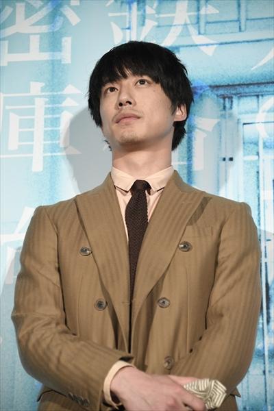 映画「仮面病棟」ジャパンプレミア