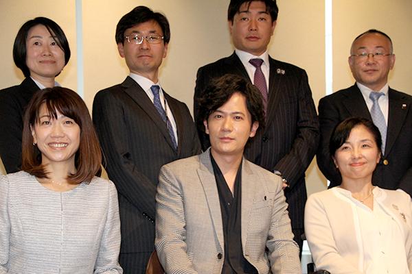 「I'mPOSSIBLE」アワード日本国内最終選考委員会