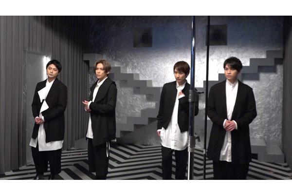 『RIDE ON TIME』横尾渉、宮田俊哉、二階堂高嗣、千賀健永の初主演舞台に密着
