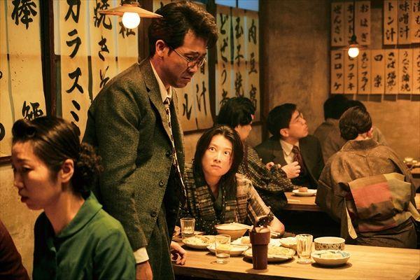 映画『グッドバイ』大泉洋&小池栄子ら長回し一発OKの奇跡のメイキング映像公開中