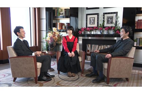 妻夫木聡、夏帆、柄本佑が語り合う『ボクらの時代』2・23放送