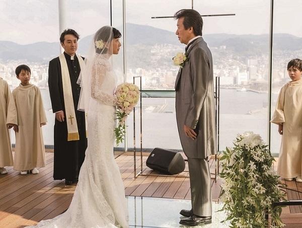 吉永小百合がウエディングドレス姿を披露!『最高の人生の見つけ方』メイキング映像一部公開