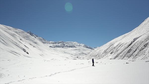 『氷と雪に閉ざされた秘境の地 天空のヒマラヤ部族 決死の密着取材150日間』