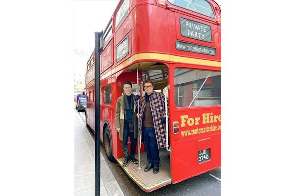 ウエンツ瑛士は今…!?ヒロミがロンドンをアポなし訪問!2・25『火曜サプライズ』で予告編放送
