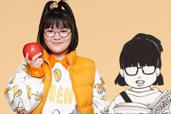 今日が20歳の誕生日!富田望生が4月ドラマ『美食探偵 明智五郎』に出演決定