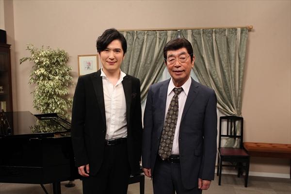 ピアニスト清塚信也が志村けんとコントで共演!