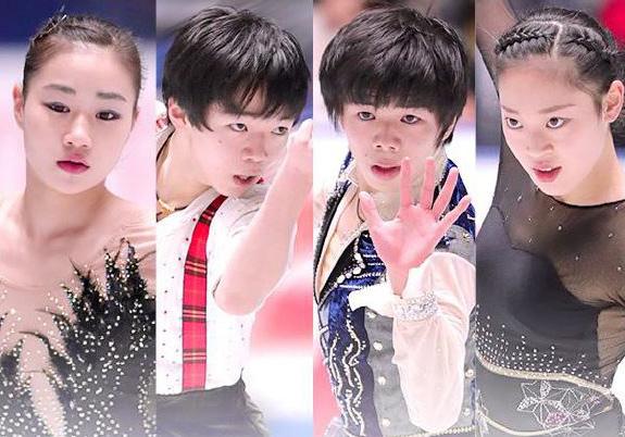 『世界ジュニアフィギュアスケート選手権』