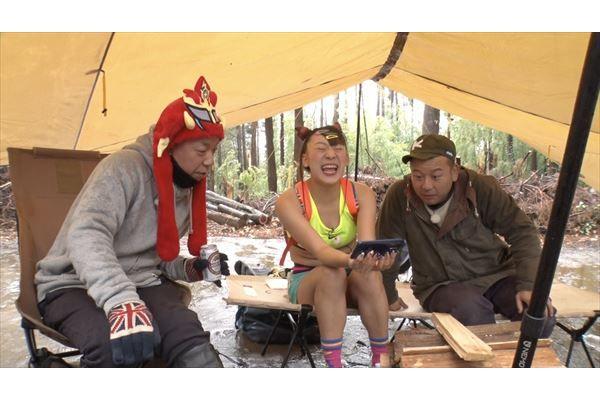 バイきんぐ・小峠の友達づくりキャンプ番組第3弾にフワちゃん、どぶろっくら登場