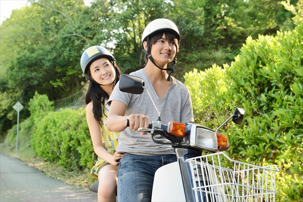映画「青夏 きみに恋した30日」