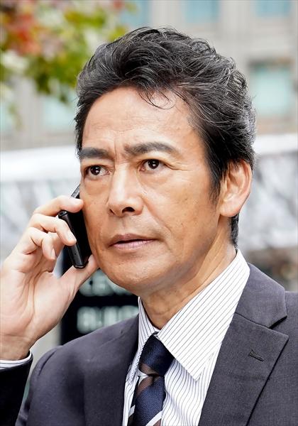 『ドラマスペシャル 堂場瞬一サスペンス「ラストライン」』