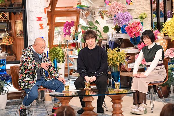 三浦大知のためにAKINA、HIKARIらFolderメンバーが全員集合!『A-Studio』3・6放送