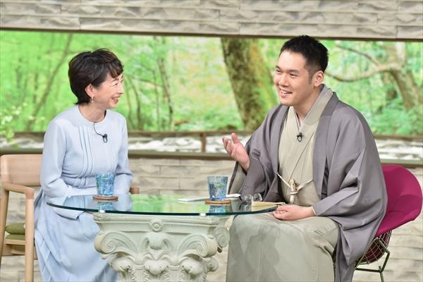 講談師・神田伯山「僕はイケてない人間だった」『サワコの朝』3・7放送