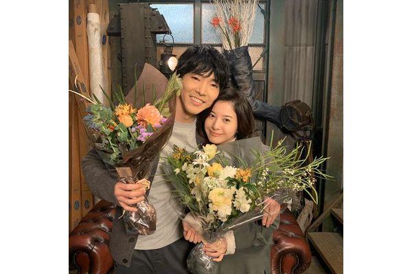 吉高由里子『知らなくていいコト』クランクアップに「終わっちゃうのが寂しい」