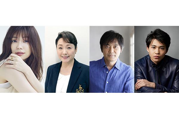 田中圭×安田顕『らせんの迷宮』に倉科カナ、松坂慶子、渡辺いっけい、中田圭祐