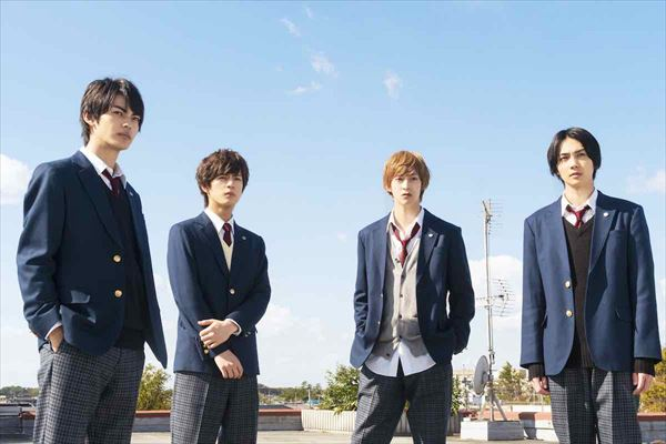 「私モテ」吉野北人、神尾楓珠、伊藤あさひ、奥野壮のBL妄想写真が公開
