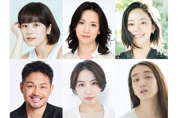 新川優愛主演『ギルティ』に戸田菜穂、徳永えり、筧美和子ら出演