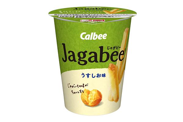 「Jagabee うすしお味」