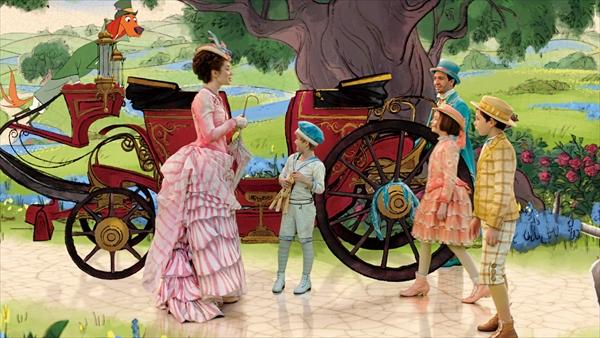 「メリー・ポピンズ リターンズ」©2020 Disney