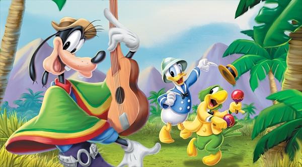 「ラテン・アメリカの旅」©2020 Disney