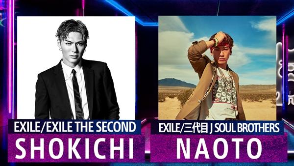 『シブザイル EXILE TRIBE楽曲AWARD 生発表2時間SP!』