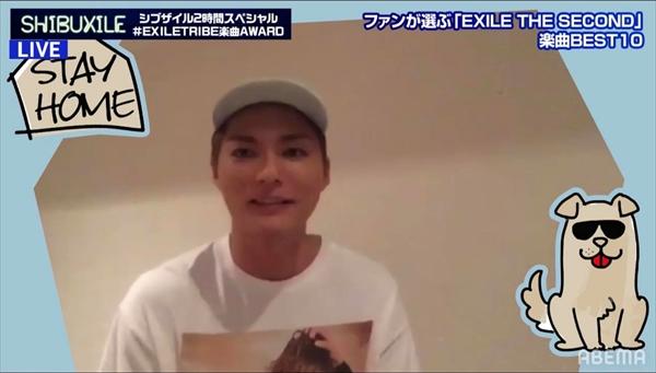 『シブザイル EXILE TRIBE楽曲AWARD』