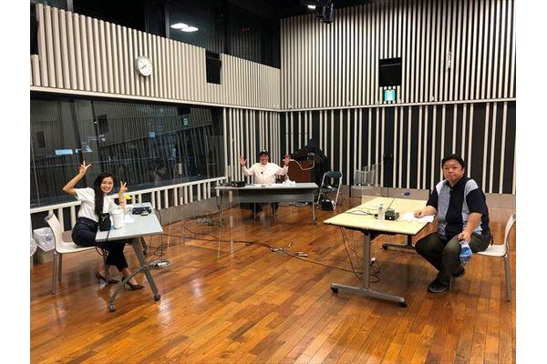 三村マサカズ&小島瑠璃子の『みむこじラジオ』に伊集院光が3週連続でゲスト出演