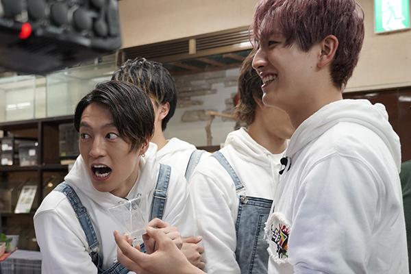 『イケダン7』萩谷慧悟の動物企画で大絶叫&テレワークで早泣きと連続ミッションに挑戦!