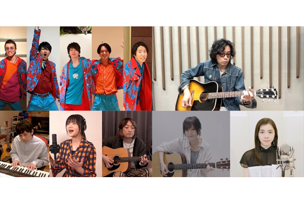 関ジャニ∞がおうちライブで「前向きスクリーム!」を披露!『CDTVライブ!ライブ』5・25放送