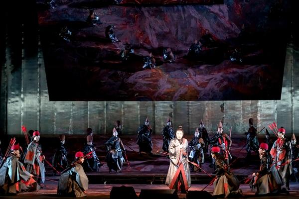 新国立劇場「巣ごもりシアター」第7弾は新作オペラ『紫苑物語』