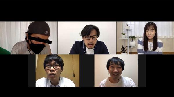 齊藤工監督の最新短編映画「C●RONAPLY+-ANCE」5・29にオンライン・プレミア上映