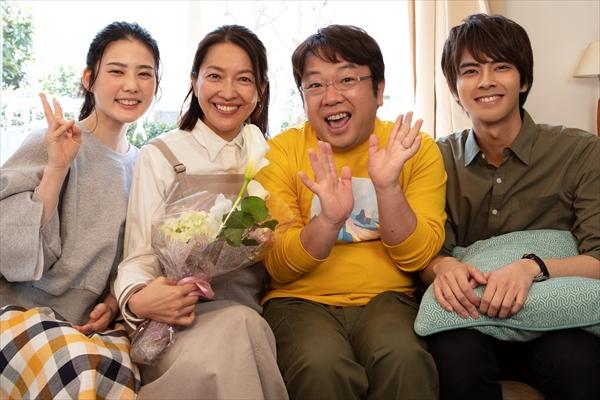 羽田美智子「隕石ファミリーロスに」『隕石家族』撮了コメント&SP動画公開