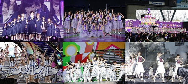 乃木坂46「BIRTHDAY LIVE」