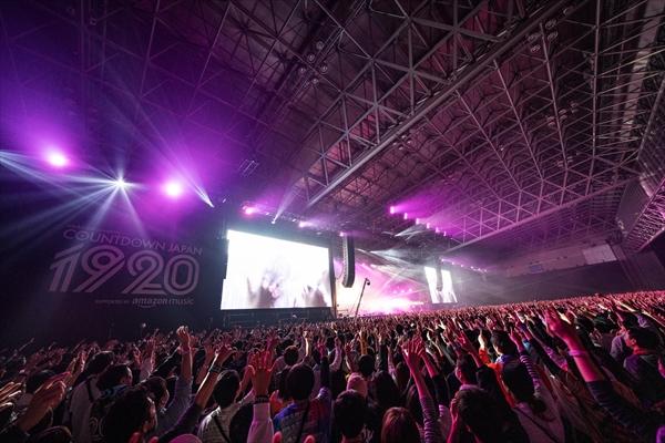 「COUNTDOWN JAPAN 19/20」
