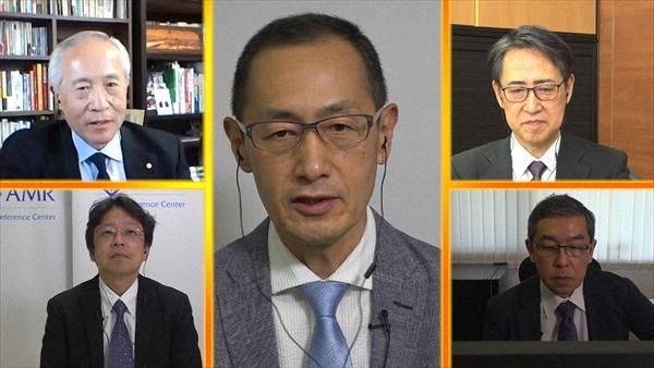 『BS1スペシャル「山中伸弥が聞く 新型コロナ~3人の科学者+1人の医師との対話~」』