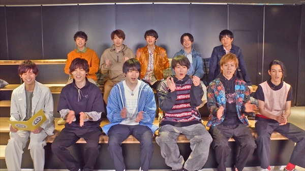 「15th Anniversary SUPER HANDSOME LIVE『JUMP↑with YOU』」