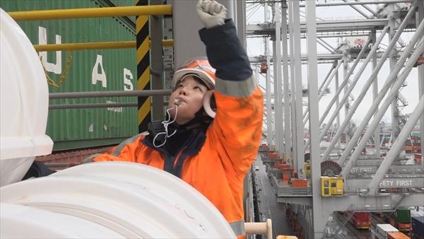 『英国⇒日本25000km!超巨大コンテナ船に乗せてもらいました!~世界最大級の船で世界の海を大航海SP!~』