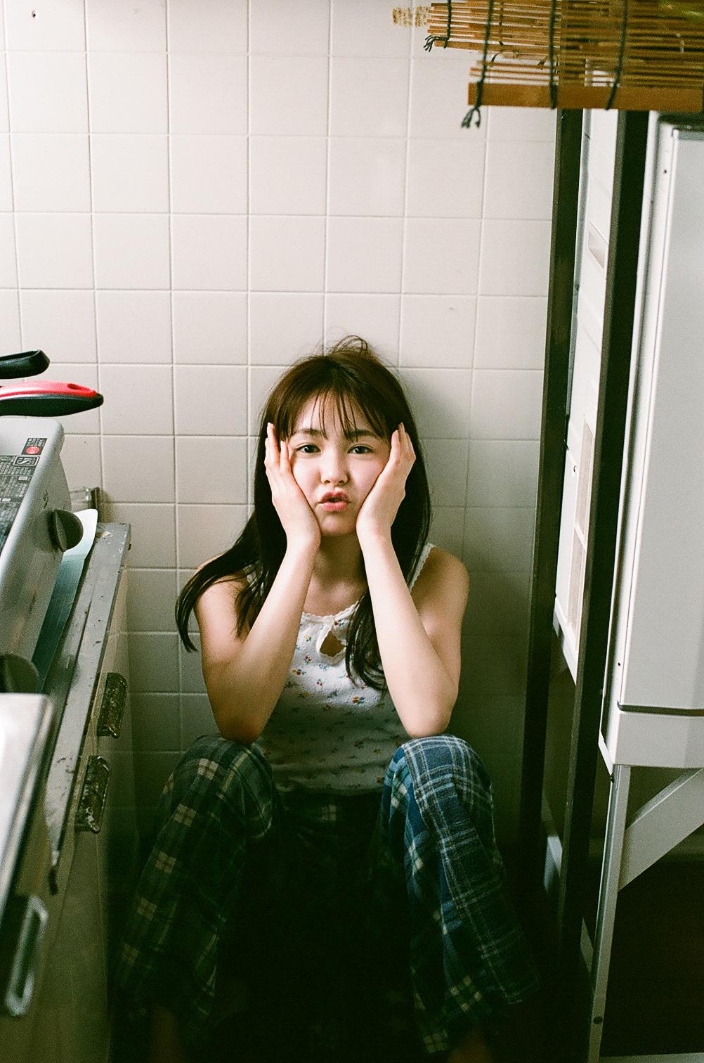 久間田琳加1st写真集「りんくまちっく」未公開カット